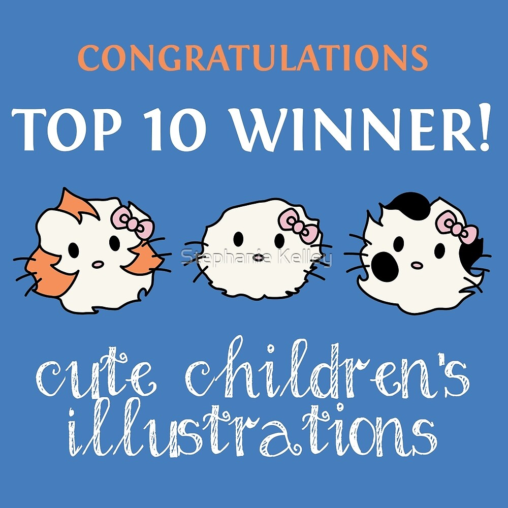 Top Ten Challenge Banner (for contest) by Stephanie Greenwood