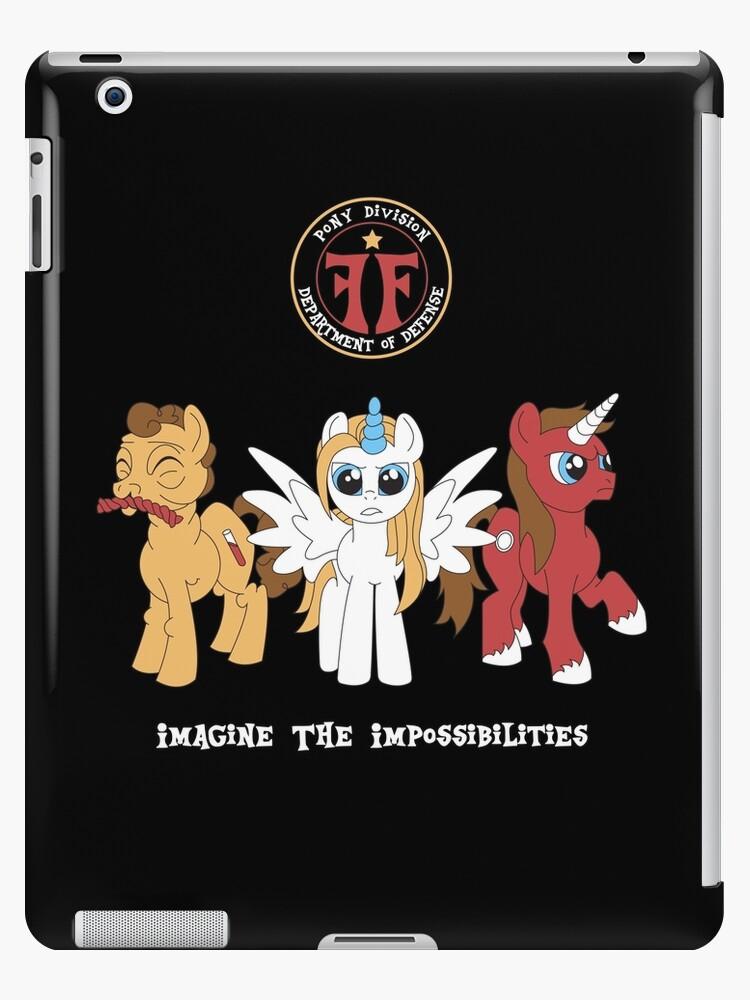 My Little Fringe Pony by Stephanie Greenwood