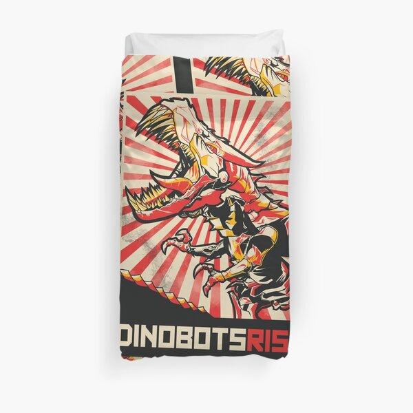 Dinobots Rise! Duvet Cover