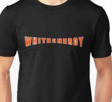 White and Nerdy! Unisex T-Shirt