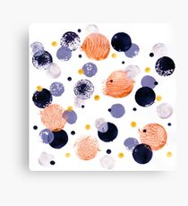 Spot Canvas Print