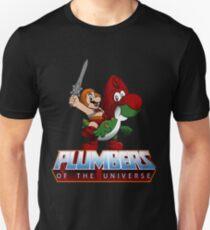 mario he man T-Shirt