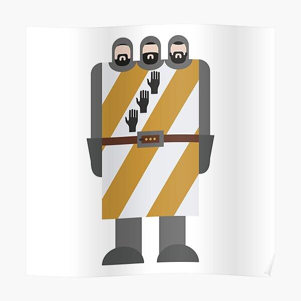 Monty Python Trinity Póster