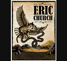 ERIC CHURCH SUMMER TOUR 2016 Unisex T-Shirt