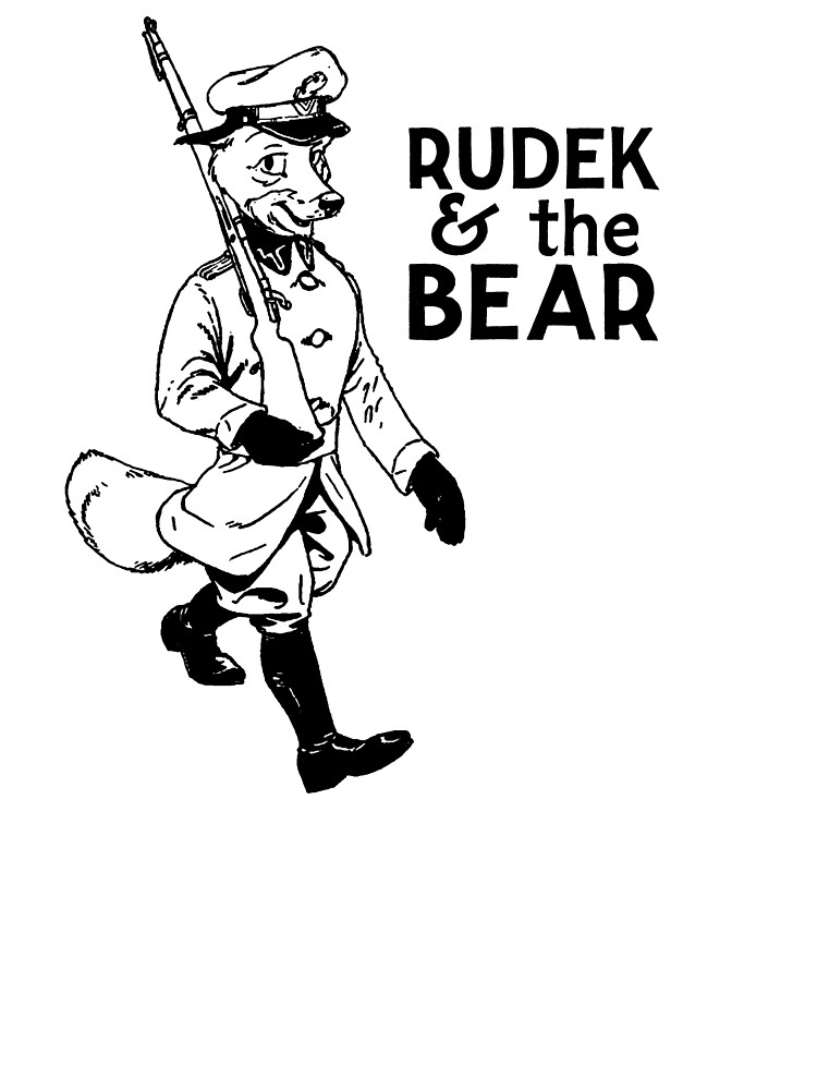 Rudek and the Bear by pdonz
