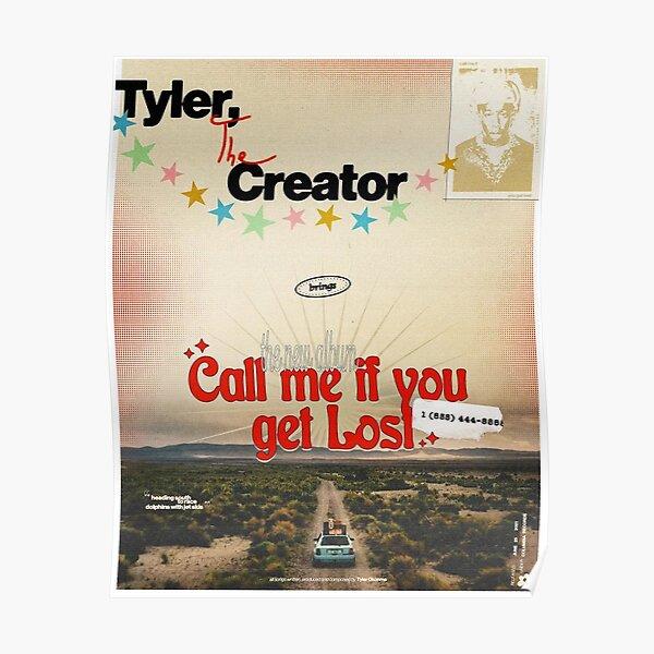 Tyler appelle-moi si tu te perds Poster