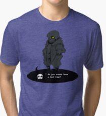 Sans Tri-blend T-Shirt
