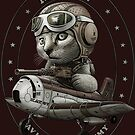 MEOW AVIATION ACADEMY by MEDIACORPSE