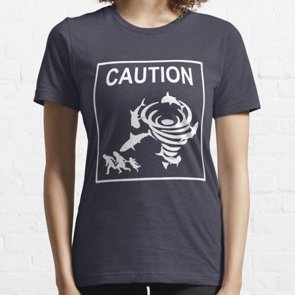 Sharknado Crossing Essential T-Shirt
