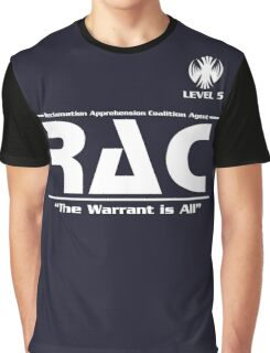 Reclamation Agent - Level 5 Graphic T-Shirt