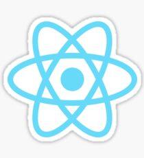 React 02 Light Sticker