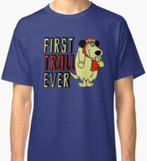 Cool sayings: First troll ever Classic T-Shirt