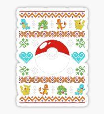 Knitted Poke Sticker
