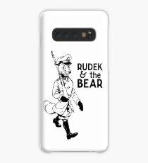 Rudek and the Bear Case/Skin for Samsung Galaxy