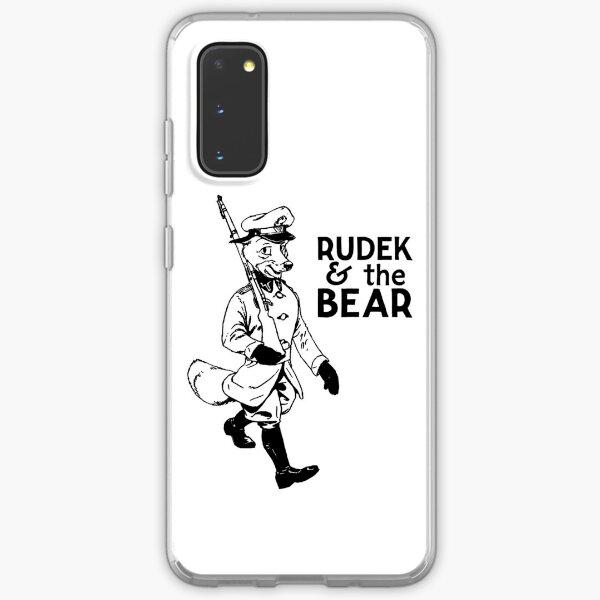 Rudek and the Bear Samsung Galaxy Soft Case