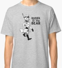 Rudek and the Bear Classic T-Shirt