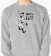 Rudek and the Bear Pullover Sweatshirt