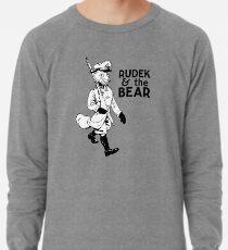 Rudek and the Bear Lightweight Sweatshirt