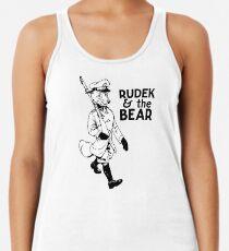Rudek and the Bear Women's Tank Top