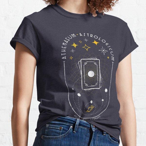 Retro AST Branding - Athenaeum Astrologicum Classic T-Shirt