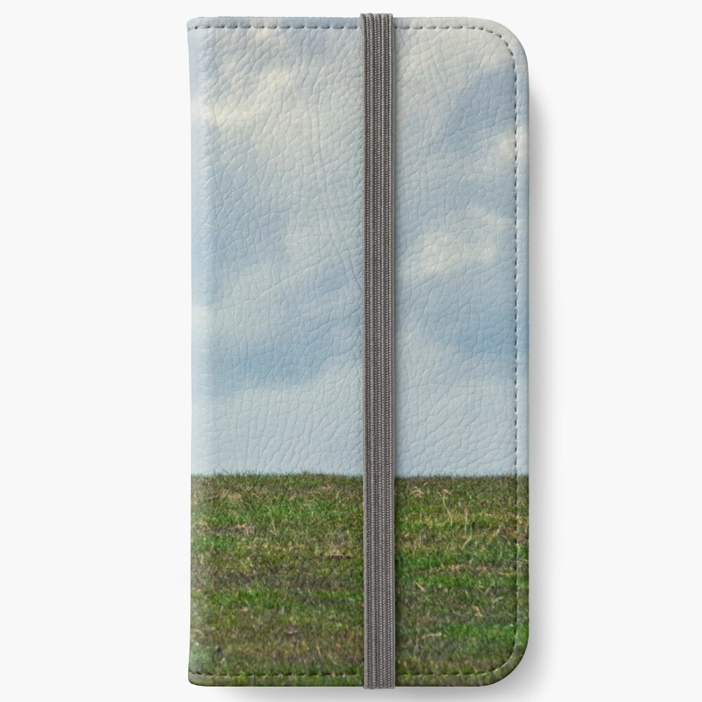 Sheep on the Hill iPhone Wallet