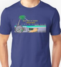 OUT RUN RADIO Unisex T-Shirt