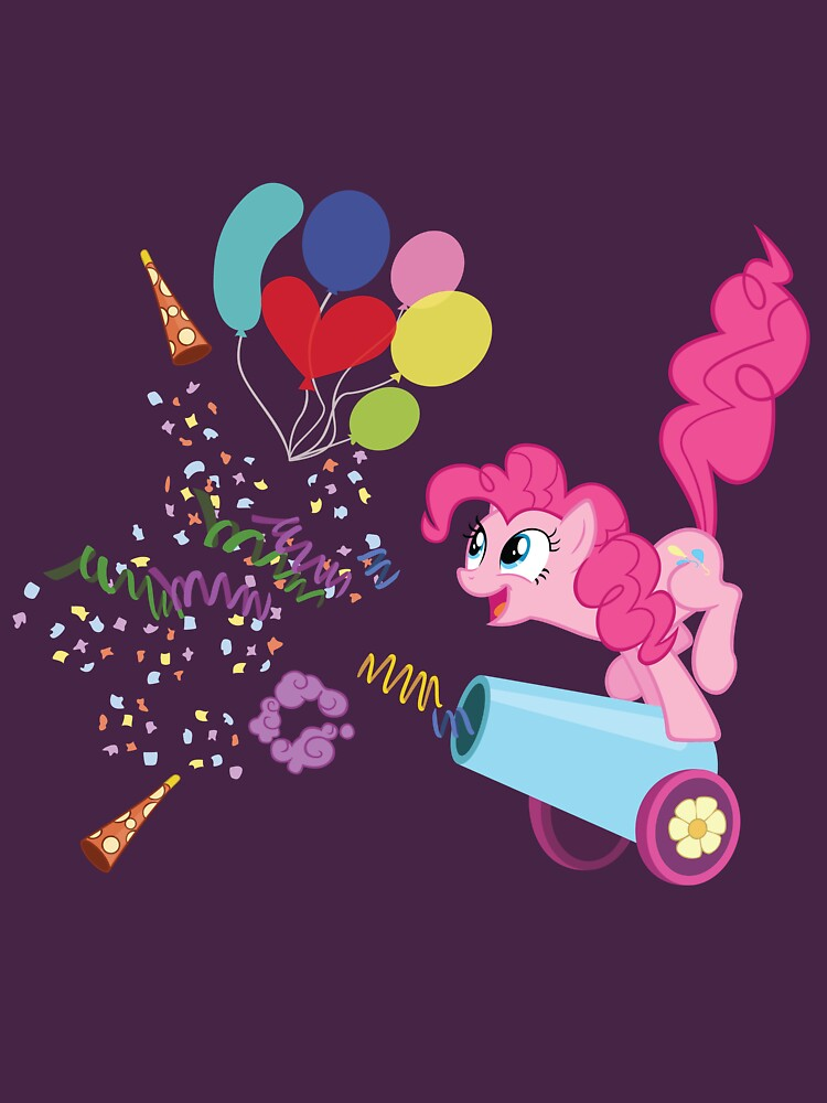 Pinkie Pie Cannon! | Unisex T-Shirt