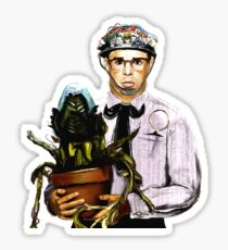 Rick Moranis - 1980's comedy superstar Sticker
