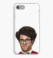 The I.T. crowd - Moss iPhone Case/Skin
