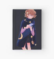 Space Nerd Hardcover Journal