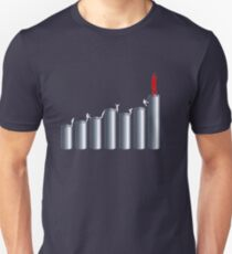 Business Success Chart 1 Unisex T-Shirt