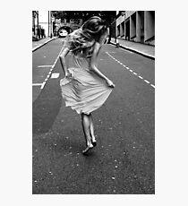 Feminin[c]ity - London Photographic Print