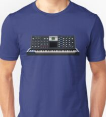 MiniMoog Voyager Electric Blue Unisex T-Shirt