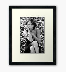 Feminin[c]ity - Paris Framed Print