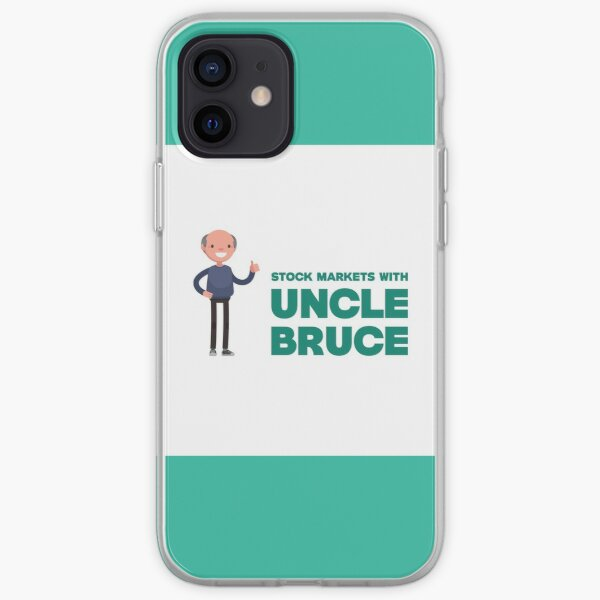 Thumbs Up, Uncle Bruce iPhone Soft Case