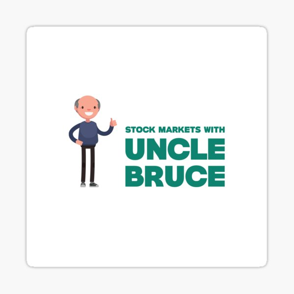 Thumbs Up, Uncle Bruce Sticker