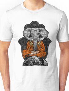 Yogaphant Color Unisex T-Shirt