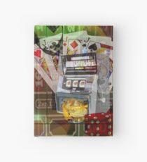 Casino Night Hardcover Journal