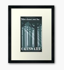 Cabeswater - Where dreams come true Framed Print