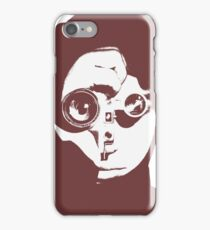 STEAMPUNK antelitteram iPhone Case/Skin