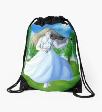 Dansekjolen - The Dancing Dress Drawstring Bag
