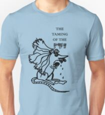 The Taming Of The Shrew Shakespeare Unisex T-Shirt
