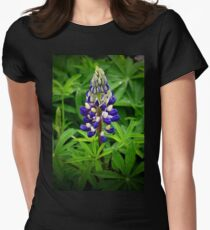 The last lupin Womens Fitted T-Shirt