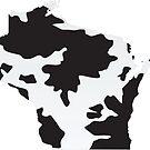 Wisconsin Moo-Moo by ACImaging
