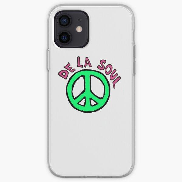 DE LA SOUL| Perfect Gift iPhone Soft Case