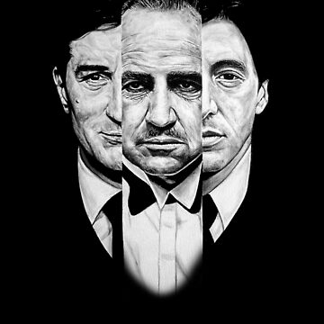 Trilogy - Godfather by lucassanchez