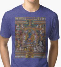 The Medicine Buddha Tri-blend T-Shirt