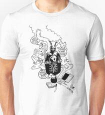 Donnie Darko (White background) Unisex T-Shirt