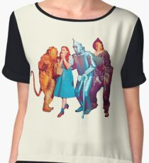 Wizard of Oz Women's Chiffon Top