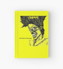 Bad music for Bad people Hardcover Journal